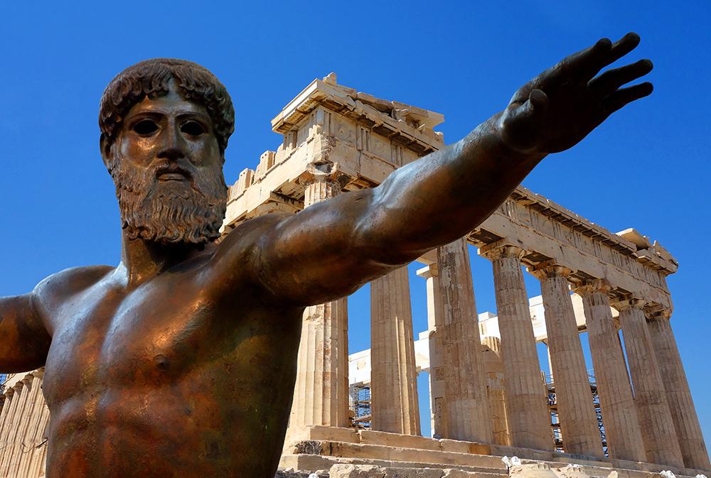 Voyage en Grèce tout compris